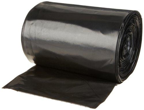 [해외]Berry Plastics 618897 Ruffies Pro Twist Tie 헤비 듀티 계약자 가방, 42 갤런 용량, 3 mil 두께, 검정색 (20 상자)/Berry Plastics 618897 Ruffies Pro Twist Tie Heavy Duty Contractor Bag, 42 Gallon Capacity, 3 mil Thick, Black (Box of 20)