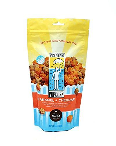 + Cheddar Popcorn, Bag, 5.5oz (Gourmet Cheddar)