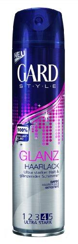 Gard Style Glanz Haarlack ultra starker Halt, 250ml