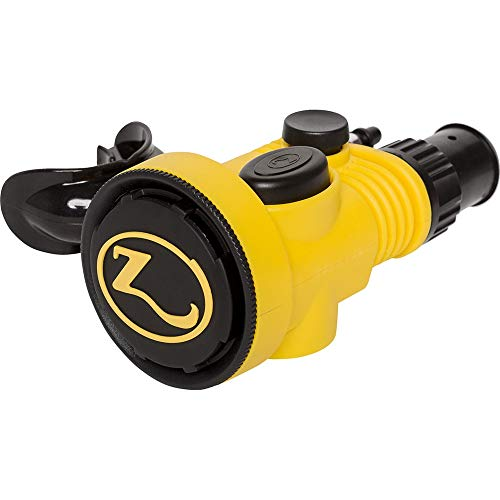 Zeagle Octo Z Combination Regulator and Inflator (Yellow)