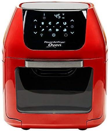 PowerXL AirFryer Pro 6 Quart Red