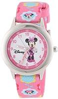 Disney Kids' W000036 Minnie Mouse Time T...