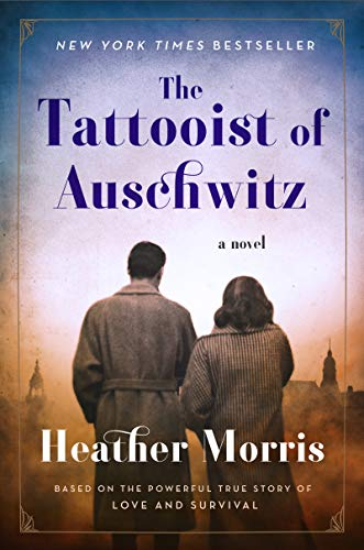 Tattooist Auschwitz Novel Heather Morris ebook product image