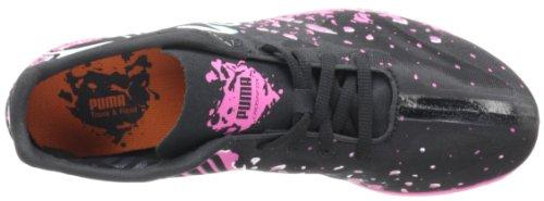 Puma Crossfox XCS las zapatillas de running Black-Fluo Pink-White