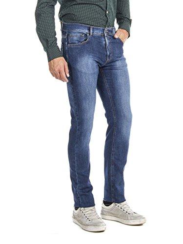 Denim Per Jeans Carrera Uomo Look 60 It I0x7Ogq7