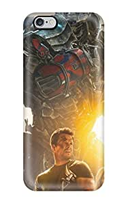 Excellent Case For Iphone 6 Plus (5.5 Inch) Cover Case PC Cover Back Skin Protector Transformers Age Of Extinction