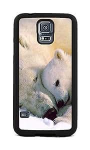 Polar Bear #1 - Case for Samsung Galaxy S5