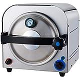14L High Pressure Steam Autoclave Sterilizer Box Medical Sterilization Equipment 110V Class N TR250E