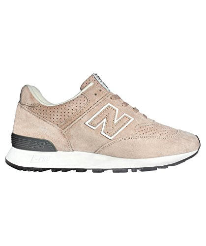 New Balance 576 Made in UK beige - zapatillas mujer