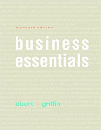 Amazon business essentials ebook ronald j ebert ricky w business essentials 11th edition kindle edition by ronald j ebert fandeluxe Choice Image