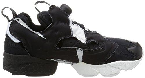 Reebok Sneaker white Balck Ob Instapump Fury x1HXv