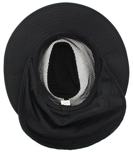 f8d829e046bba0 JFH Wide Brim Bora Booney Outdoor Safari Summer Hat w/Neck Flap ...