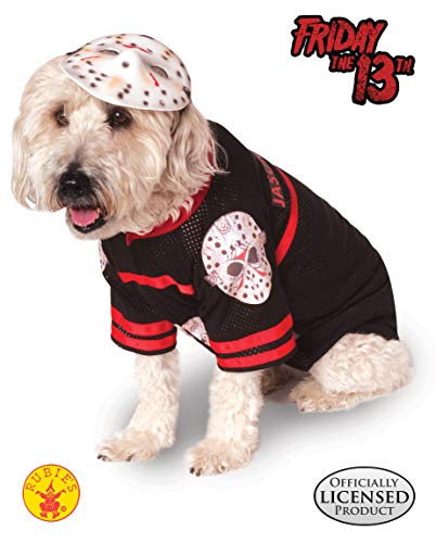 Rubie's Friday The 13th Jason Pet Costume,
