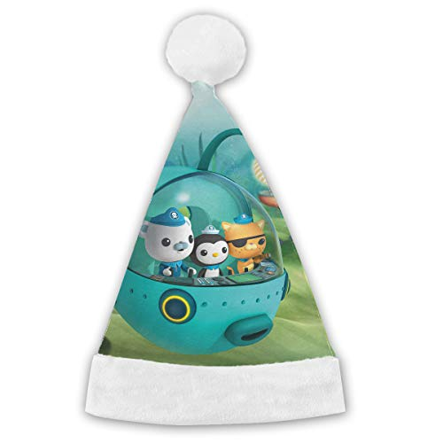 CASUQC Qcfg Octonauts Halloween Party Costumes Adorable Witch Hat Wizard Hat for Boys