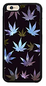 Weed Nebula Phone Case Back Cover (iPhone 6 Plus (5.5 inches) Plastic)