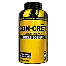 Con-Cret Concentrated Creatine - 48 Capsules