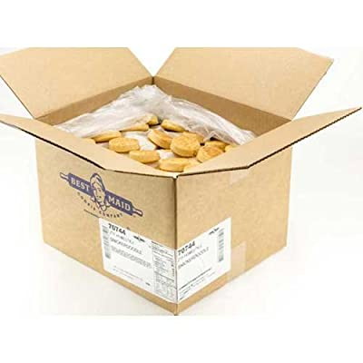 Best Maid Snickerdoodle Cookie Dough, 1.5 Ounce -- 200 per case.