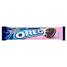 Oreo Strawberry Cheesecake Biscuits 154g