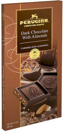 Perugina Choc Bar Clsc Drk Almond