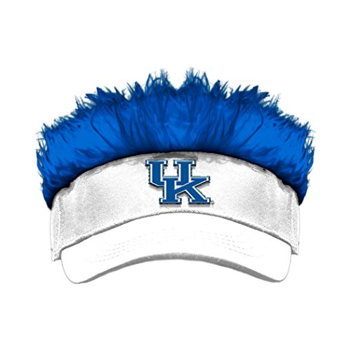 The Northwest Company Officially Licensed NCAA Kentucky Wilcats Flair Hair Visor
