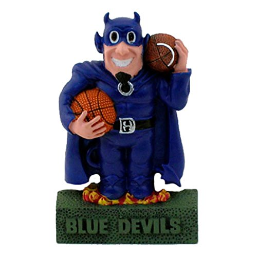 Talegaters NCAA Duke Blue Devils Basketball Football Mascot Magnet
