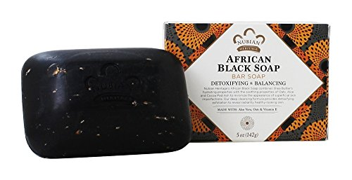 Nubian Heritage Soap Bar African Black, 5 -