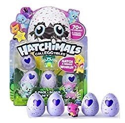 Hatchimals Colleggtibles 4Pk Bonus Pack Collectable