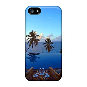 Cute AlexandraWiebe Island Pool At Dusk For SamSung Note 4 Phone Case Cover