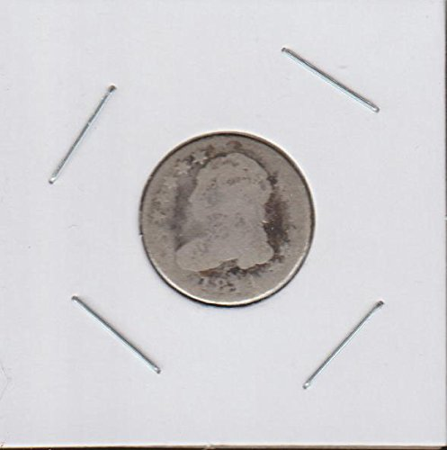 Bust Silver Dime (1814 Capped Bust (1809-1837) Dime POOR)