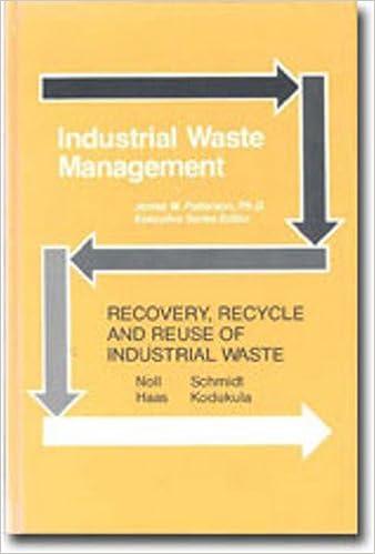 Waste book industrial management