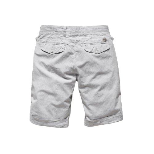 Pantaloni Chambray donna corti Grigio Grau Timezone chino 8031 Grey gHw4FwqAW