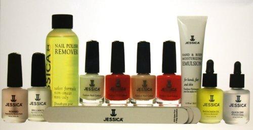 Jessica Cosmetics - Professional Starter Kit B00BI8INNY