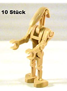 Worksheet. LEGO STAR WARS  3 Minifiguren Super Battle Droid Amazonde