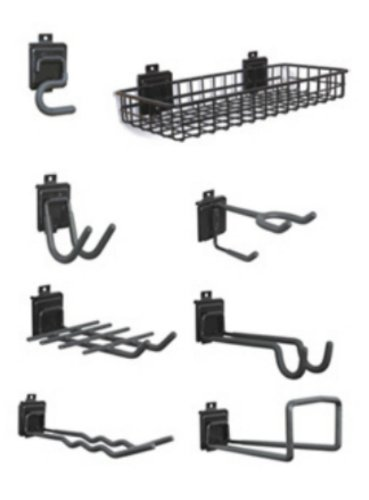 Beautyko Store it Wall Storage System