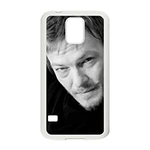 Norman Reedus Cell Phone Case for Samsung Galaxy S5