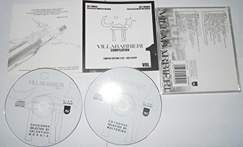 VillaBarbieri Compilation Vol. 1 - Selected By Walterino & Valentino - Oliver By Valentino