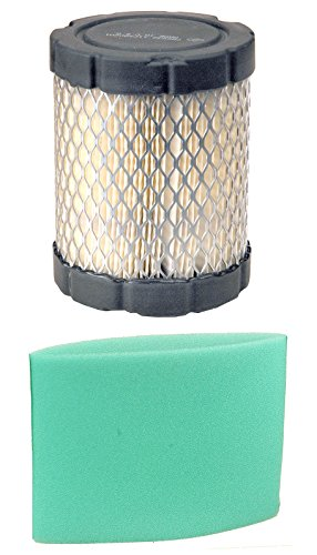 Maxpower 334399 Air Filter/Pre-Filter for Briggs and Stratton Replaces 5429K, 591383, 591583, 796032