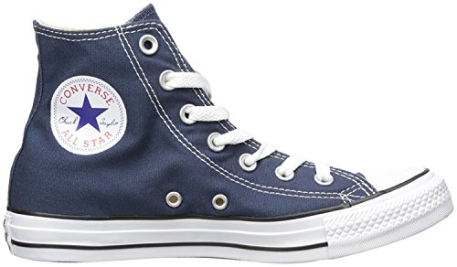 5665ccd12b39d3 Galleon - Converse Unisex Chuck Taylor All Star Hi Top Sneakers Navy ...