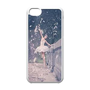 LTTcase Personalised Custom Ballet Cover Case for iphone 5c