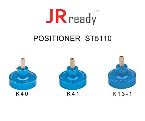 JRready Wire Crimper Positioner KIT for Circular rear release contacts,Positoners used for crimping contacts of Burndy connector,ITT CANNON connector,ST5110:K13-1+K40+K41 Positioner ()
