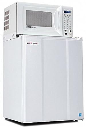 Amazon.com: MICROFRIDGE Refrigerador y Microonda, 2,4 pies ...