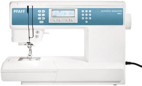 PFAFF 8501501401140 - Máquina de Coser Ambition Essential: Amazon ...
