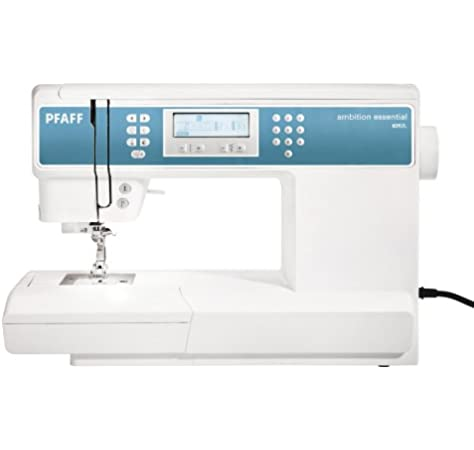PFAFF 8501501401140 - Máquina de Coser Ambition Essential: Amazon ...