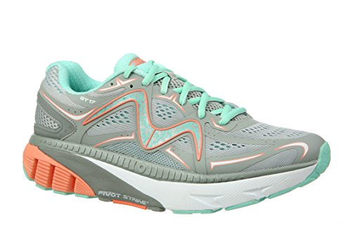 Mbt 17 Gt Grey teal Scarpe Running Donna r1rq7