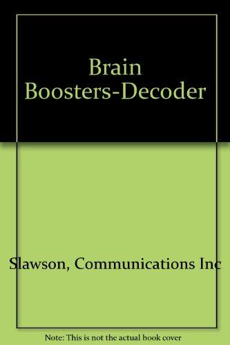 BrainBoosters with decoder. Prehistoric Life.