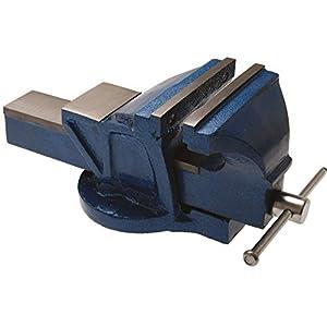 BGS 59270 | Tornillo de banco | mordazas de 150 mm