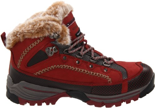 Red Women's Path Brook Boot Mid Mountrek XaCwq