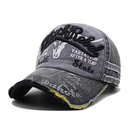 a0148a009 Amazon.com: Myhome99 Baseball Caps Brand Men Baseball Caps Dad ...