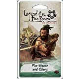 Fantasy Flight Games Legend of the Five Rings: the Card Game:for Honor and Glory Expansion Pack Strategy Board Games