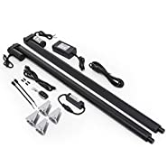 Happybuy 2PCS of 30 Inch Stroke Linear Actuator Kit 12V DC with Remote Control Power Supply and Mounting Brackets Max. 900N Capacity Linear Actuator for Recliner TV Table Lift